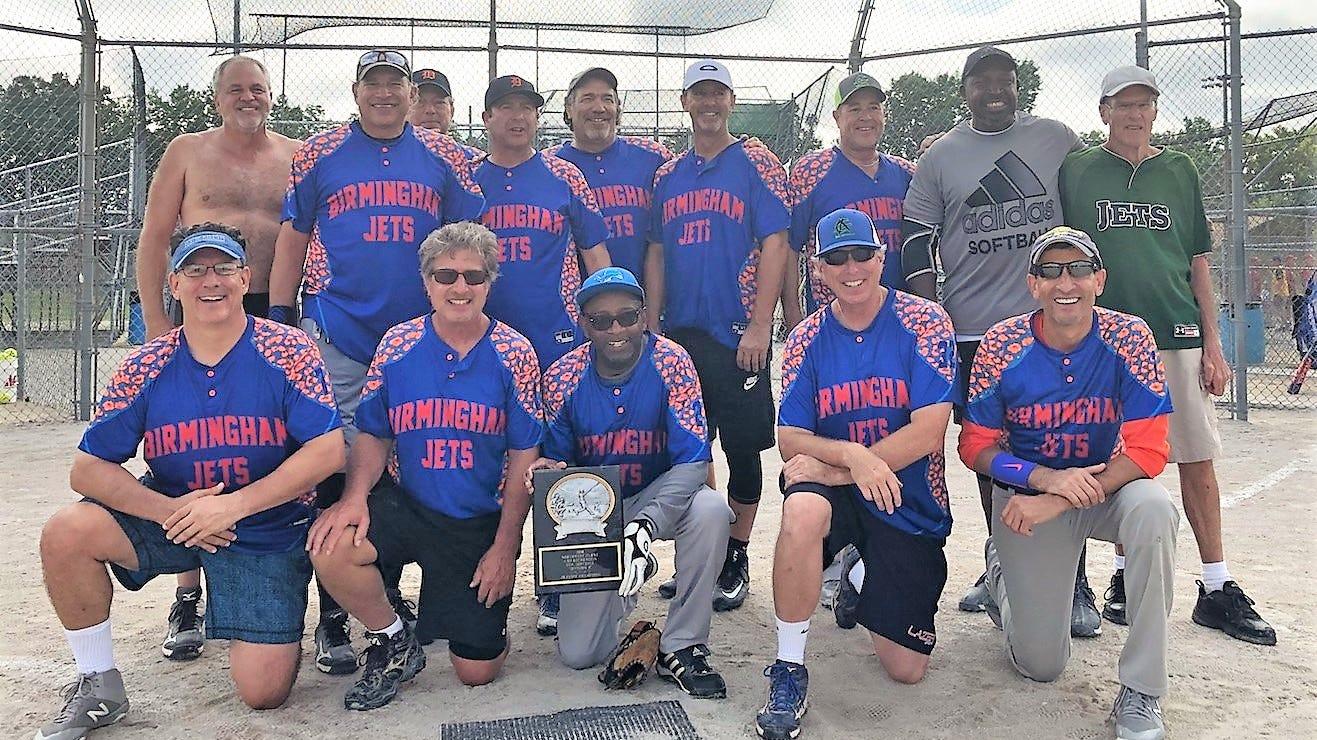 Dominating Jets soar to senior softball championship