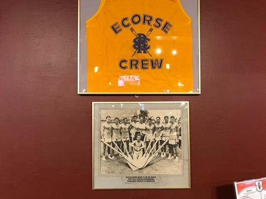 Rowing has long been a sport practiced by the Ciungan family. Virgil Ciungan was part of the Ecorse Crew award-winning team.