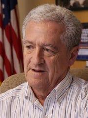 Livonia Mayor Dennis Wright.