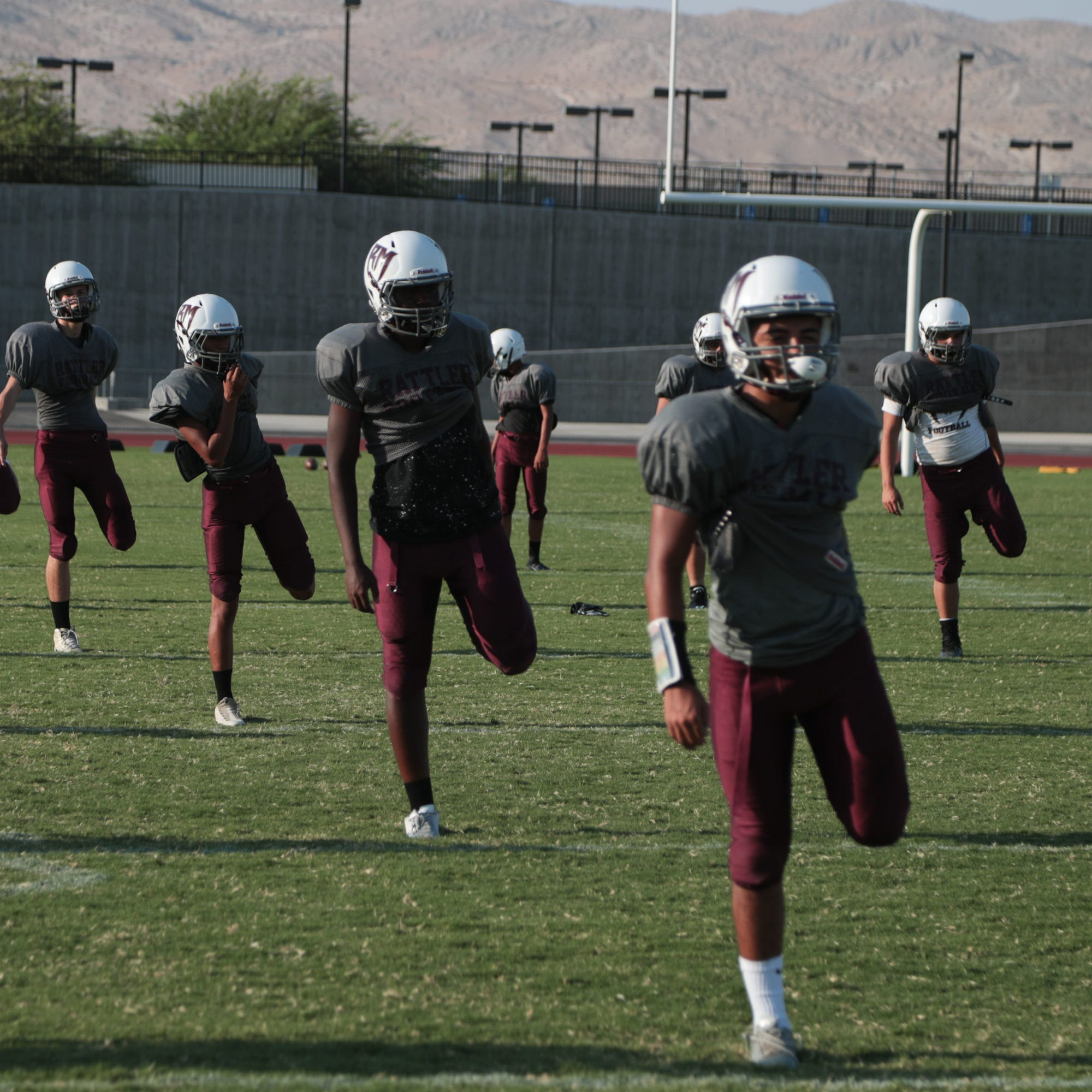 Friday's high school football scores: Aztecs win on final play,  Rancho Mirage rolls on road