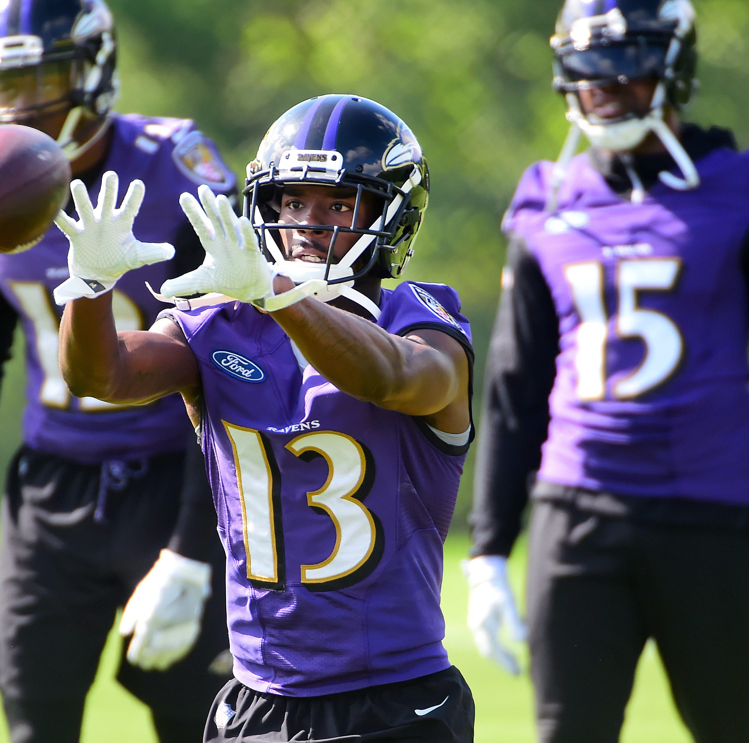 Former Arizona Cardinals WR John Brown turning heads for Baltimore Ravens