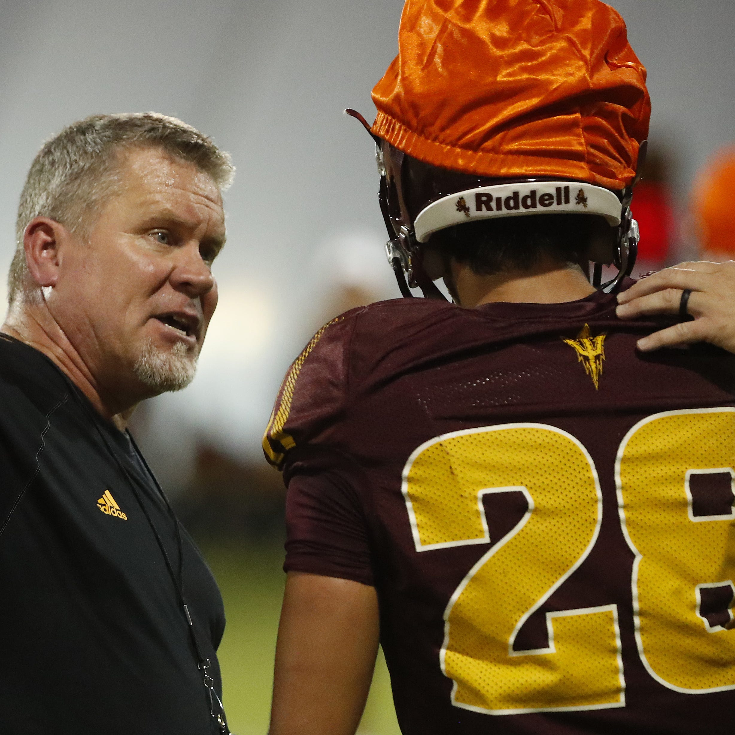Difficult stretch might work out for ASU football walk-on Angel Ruiz