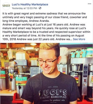 Andrew Aranda