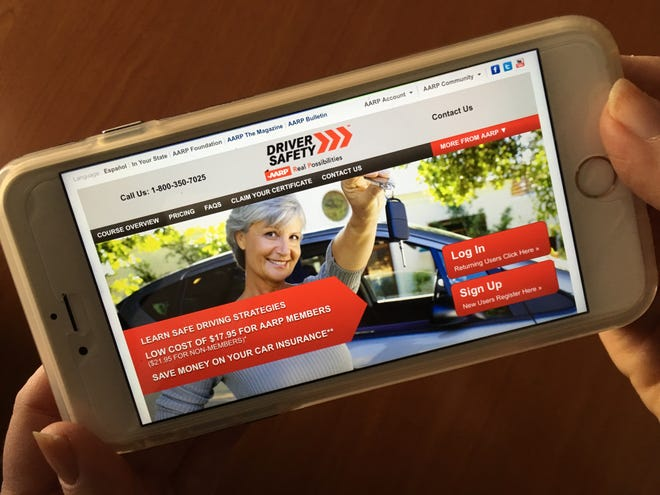 The AARP Foundation Driver Safety application is available on iPhone. Safe-driving classes for older drivers can help sharpen skills and extend driving years. AARP's classes, which have been taught since 1979, reach more than 500,000 people each year.