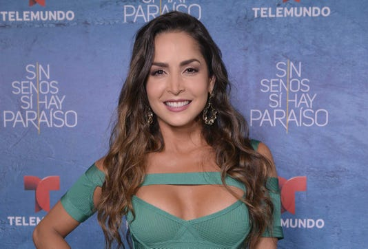 Carmen Villalobos Telemundo