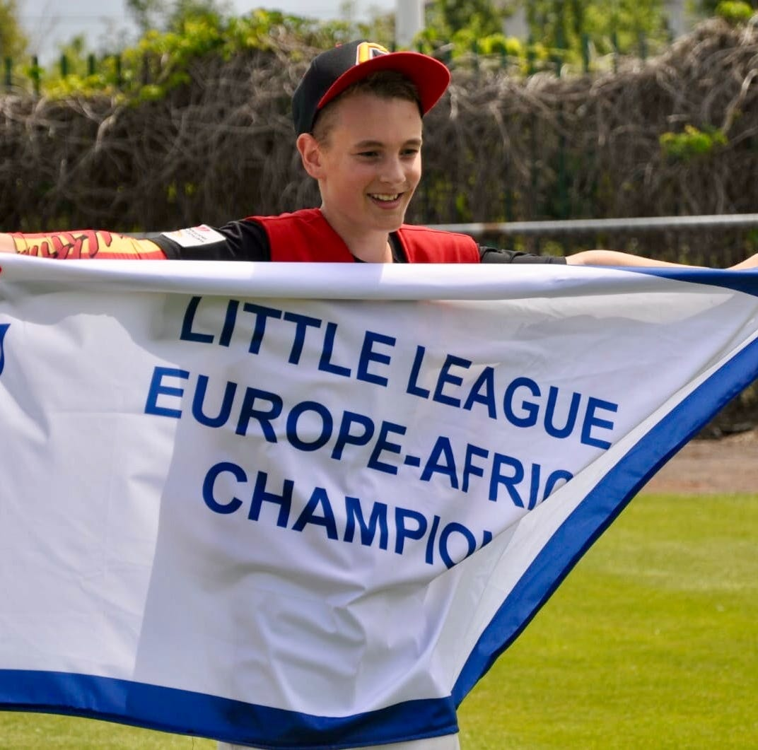Little League World Series: Lebanon native's son playing for Cinderella story team from Spain