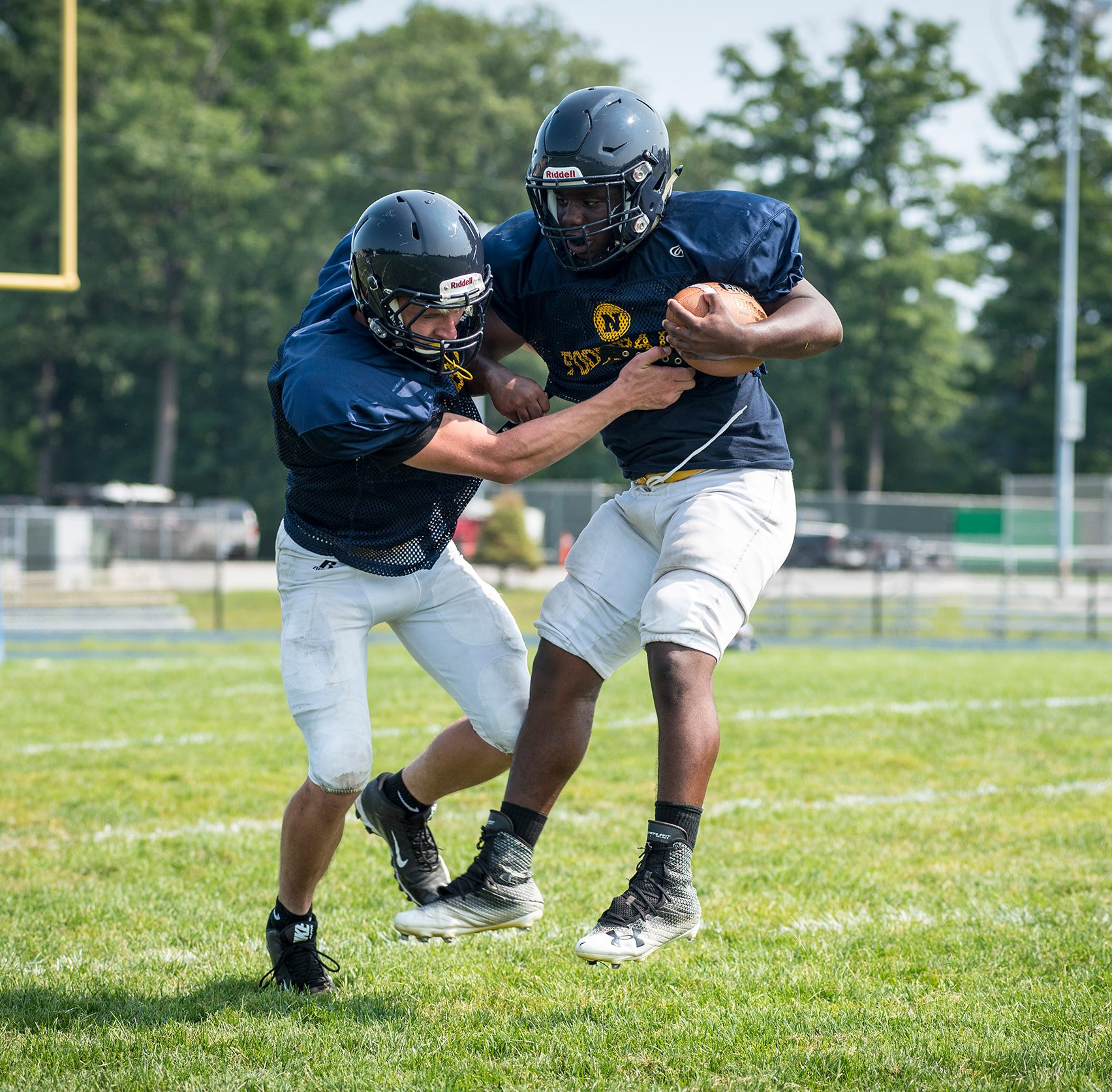 Athlete of the Week: Austin Eagle makes big play for Port Huron Northern defense