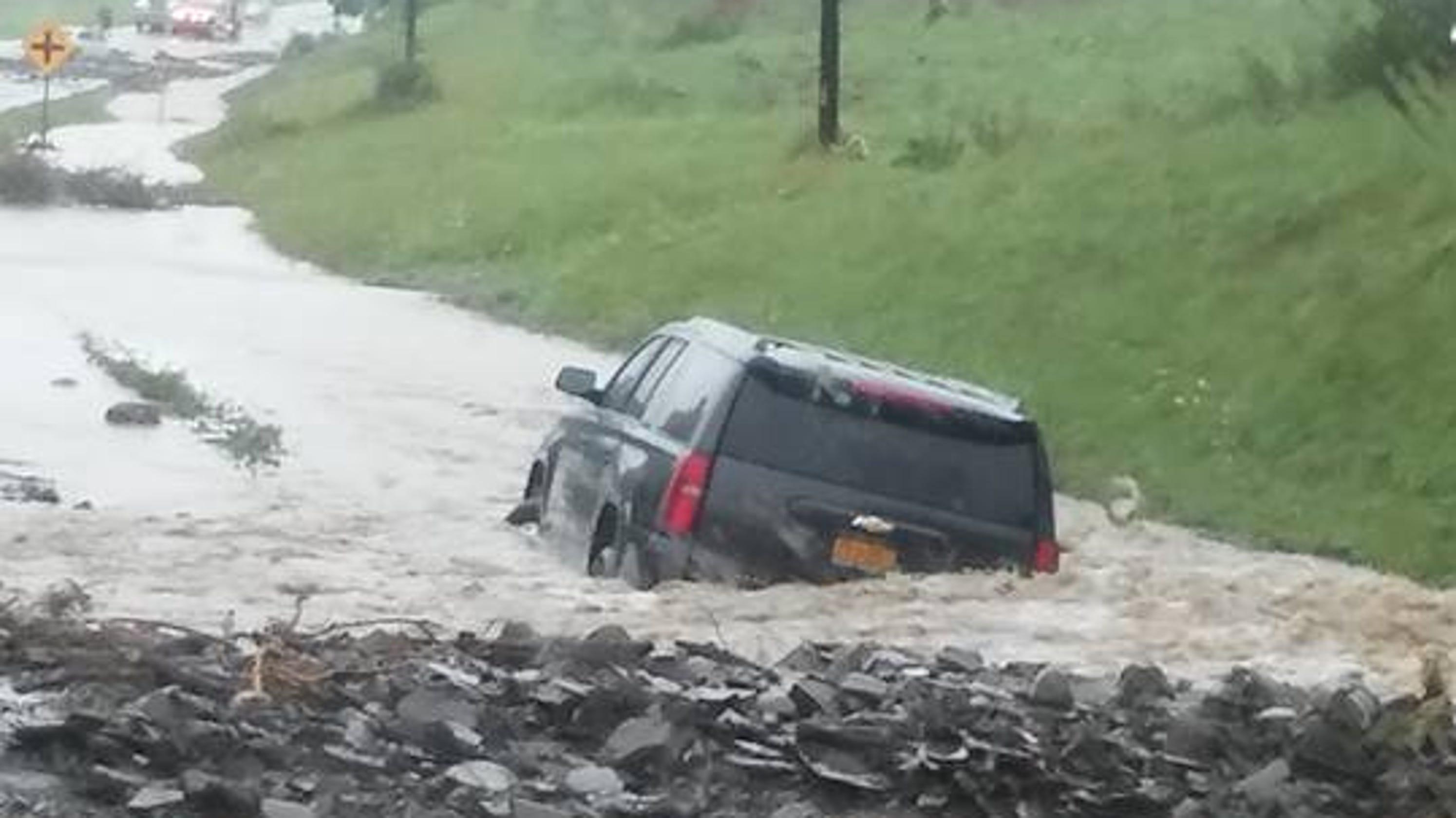 Image result for hurricane florence flood