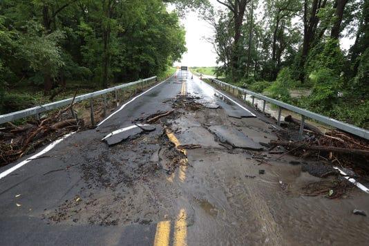 Ty 081418 Lodi Road Damage