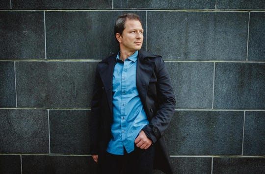 Yury Martynov is a renowned Russian pianist. He performs Oct. 21.