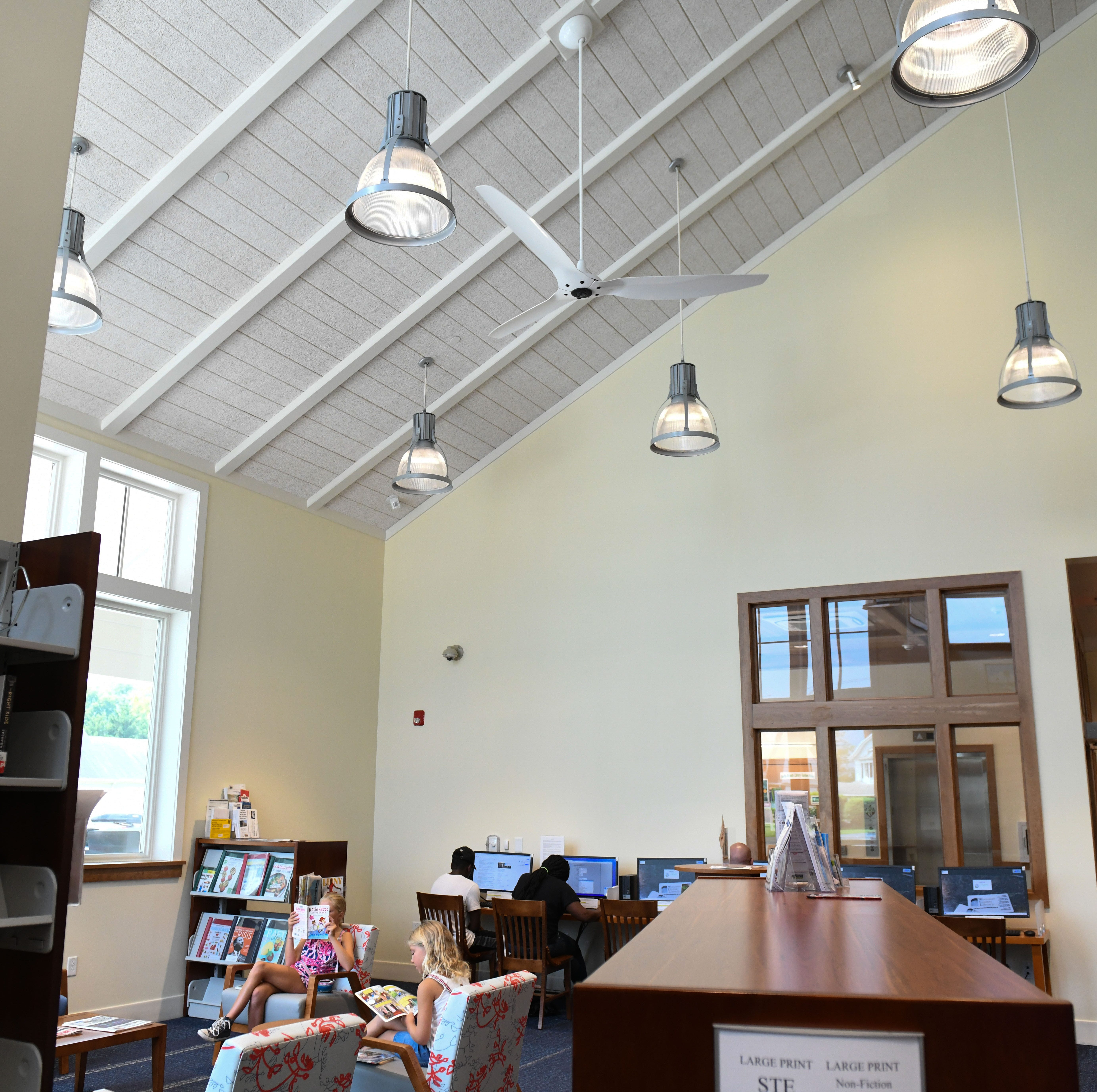 Photos: New Berlin library offers more