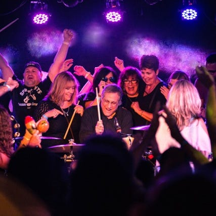 Max Weinberg to close out Big Chill summer concert series