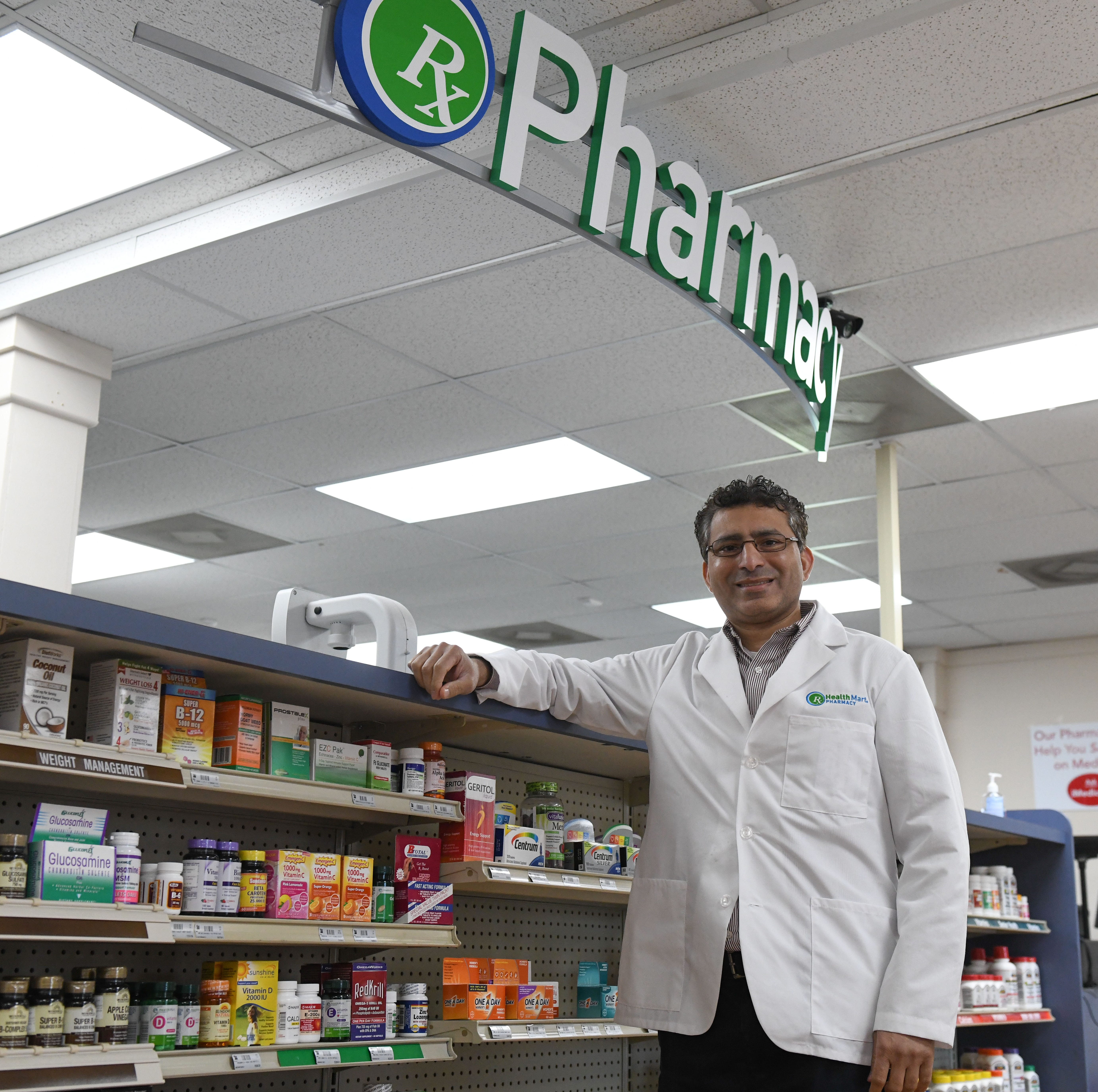 'He has a gun': Armed pharmacist chases off would-be robbers