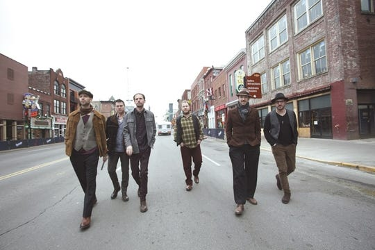 Doolin' will headlinethe free Levitt AMP Sheboygan Music Series concert at 6 p.m. on Thursday, Aug.16,on theCity Green located at 7th Street and New York Avenue.
