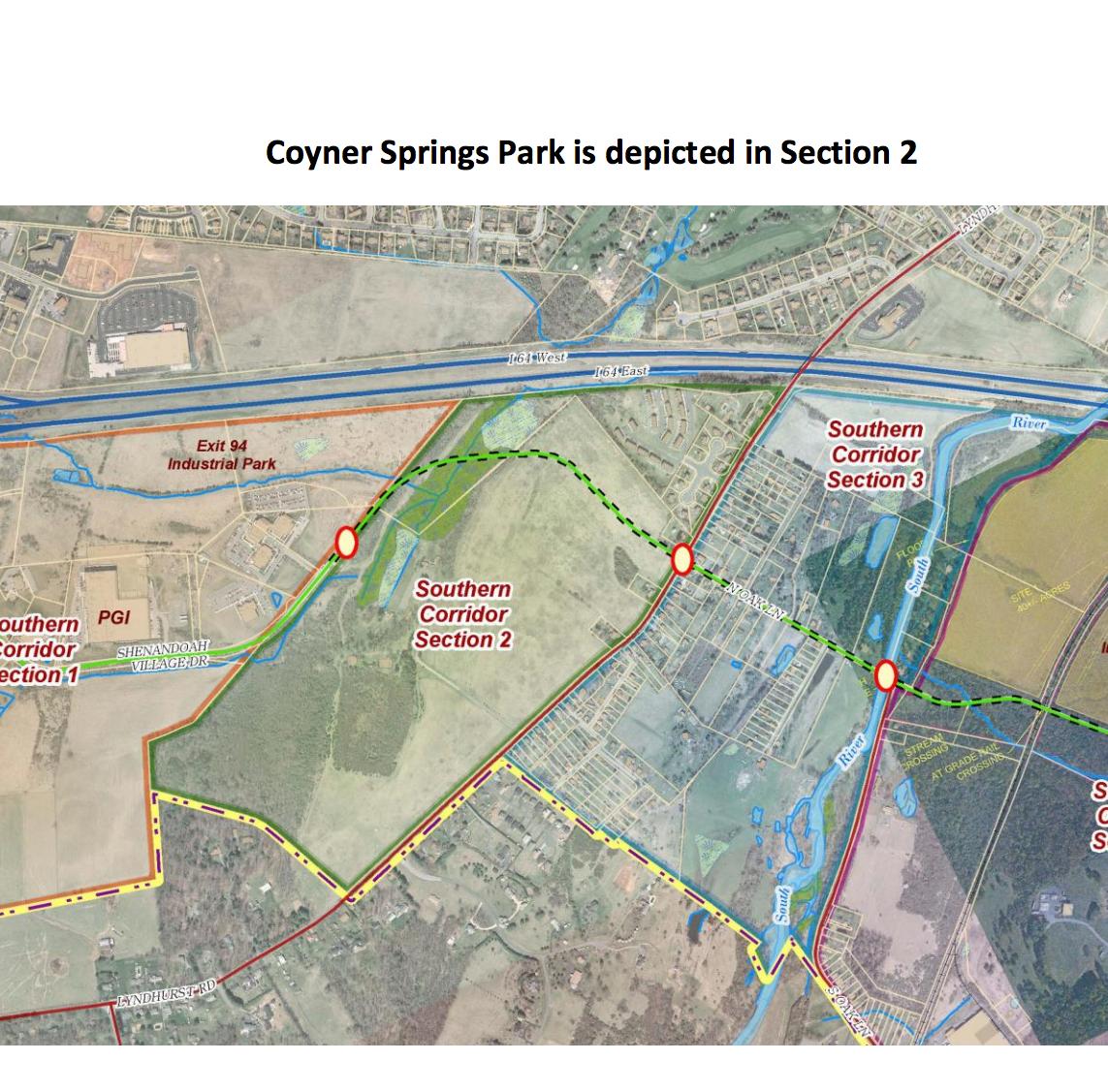 Waynesboro Southern Corridor project receives full funding from VDOT