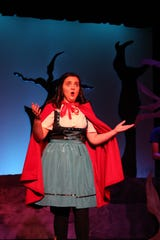 """Soak in the songs of Stephen Sondheim when he puts a dark turn on fairy tales such as Hansel and Gretel and Red Riding Hood when the Quincy Music Theatre presents the musical """"Into the Woods"""" starting Friday and running through Aug. 26 at The Leaf Theatre, 118 E. Washington St. in downtown Quincy. Tickets are $18 general public and $15 for students and seniors. Visit www.quincymuisictheatre.com or qmt.org."""