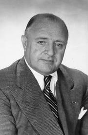Alex MacWilliam - 1940's as mayor.
