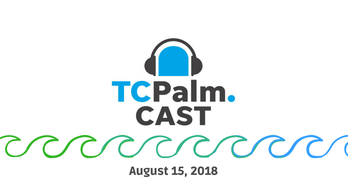 TCPalmCAST | Aug. 15: How low could Lake O go to save our river, a cannon pulled from the ocean and more on today's podcast