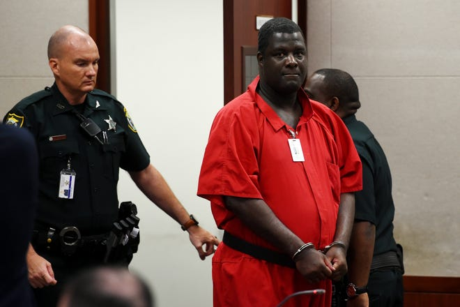 Gordon Travis, 31, of Gifford, appeared before Circuit Judge Cynthia L. Cox Tuesday, Aug. 14, 2018 for sentencing after being found guilty on two counts of attempted first-degree murder. Gordon had been released from prison just five months before he attacked Jeffrey Williams, who sustained 18 knife wounds, and Steve Simmons in 2015. Gordon was sentenced to life in prison.