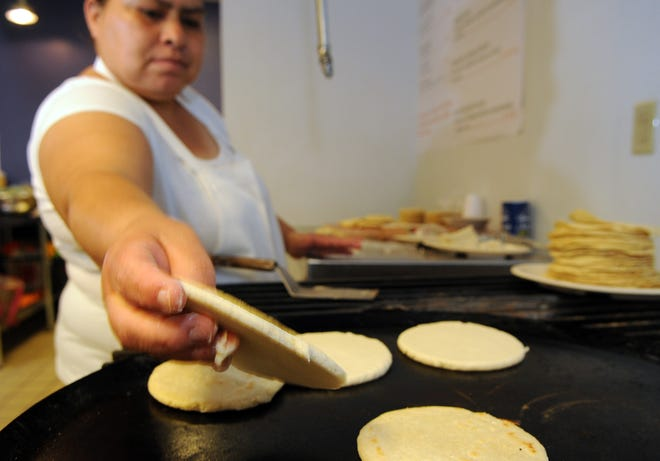 El Pasoans can learn all about the nixtamal, the process of making dough for tortillas at the Cafe Mayapan cooking classes.