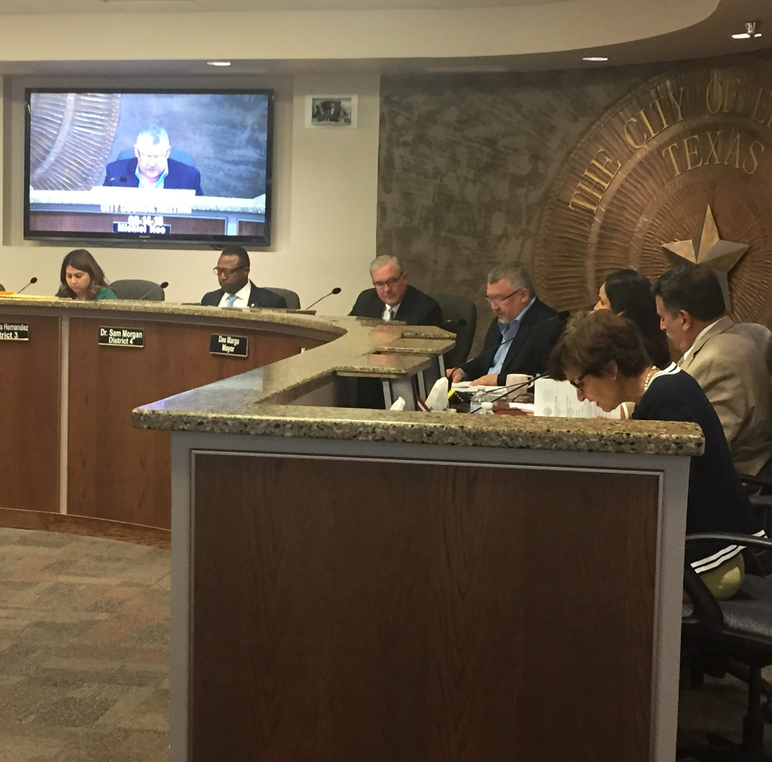 El Paso City Council holds its second public hearing before it adopts next year's budget.