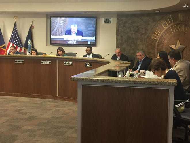 The El Paso City Council holds its second public hearing before it adopted the next year's budget.