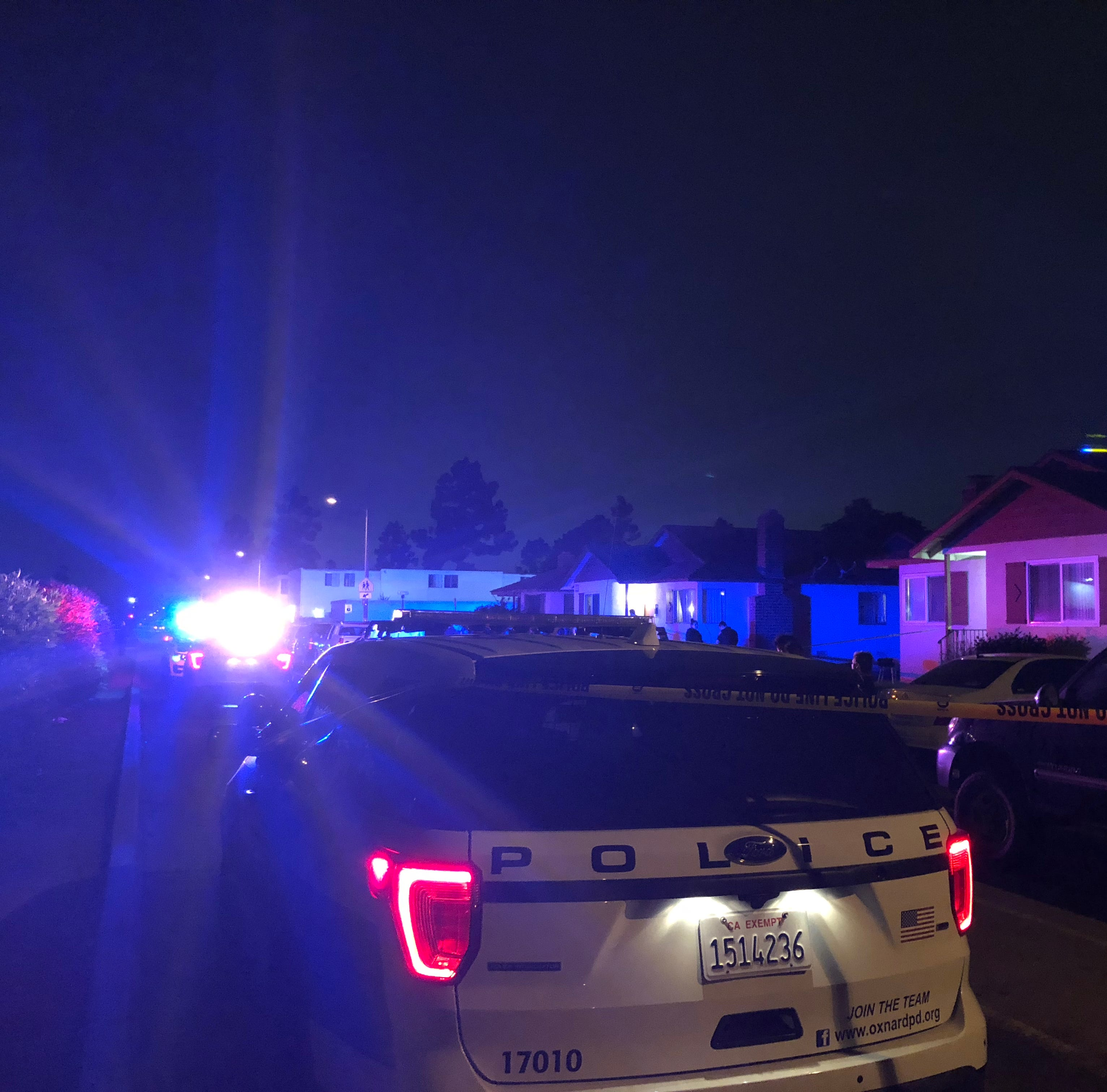 Oxnard police respond to gunshot victim in south Oxnard