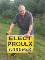 Paul Proulx for Lincoln County Coroner