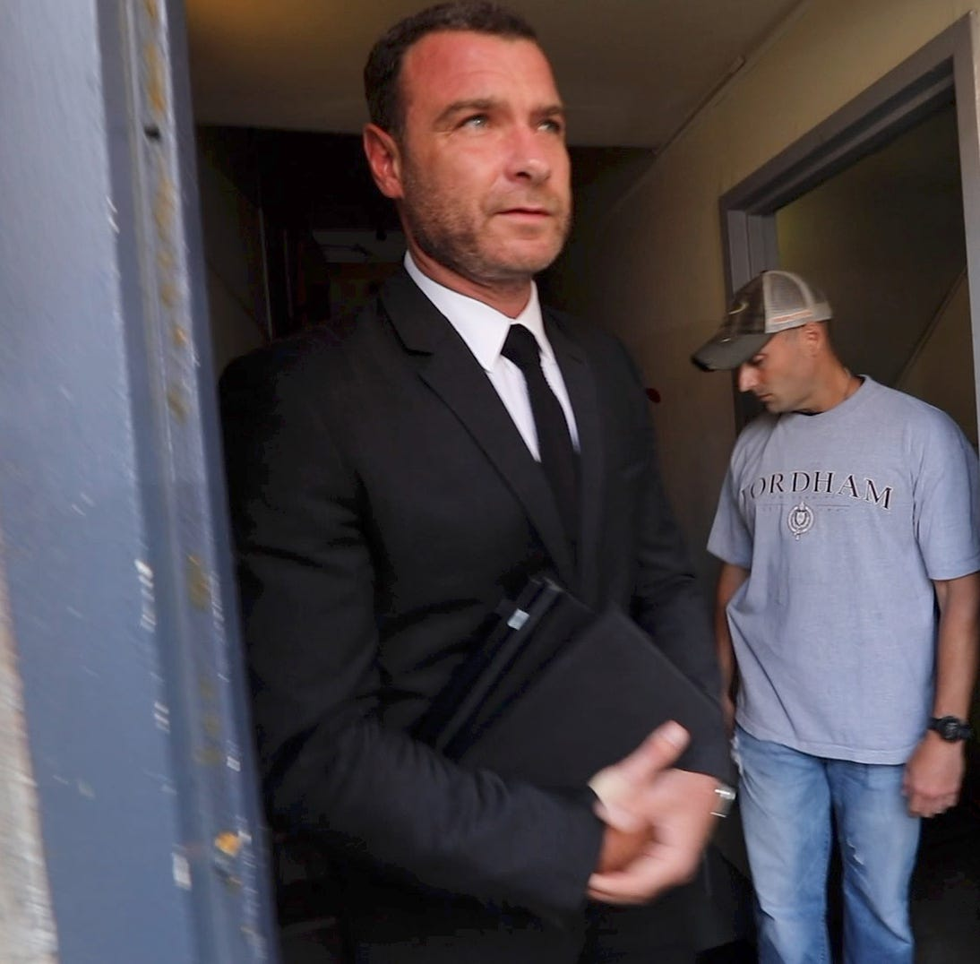 Nyack: Judge dismisses harassment charge vs. Liev Schreiber