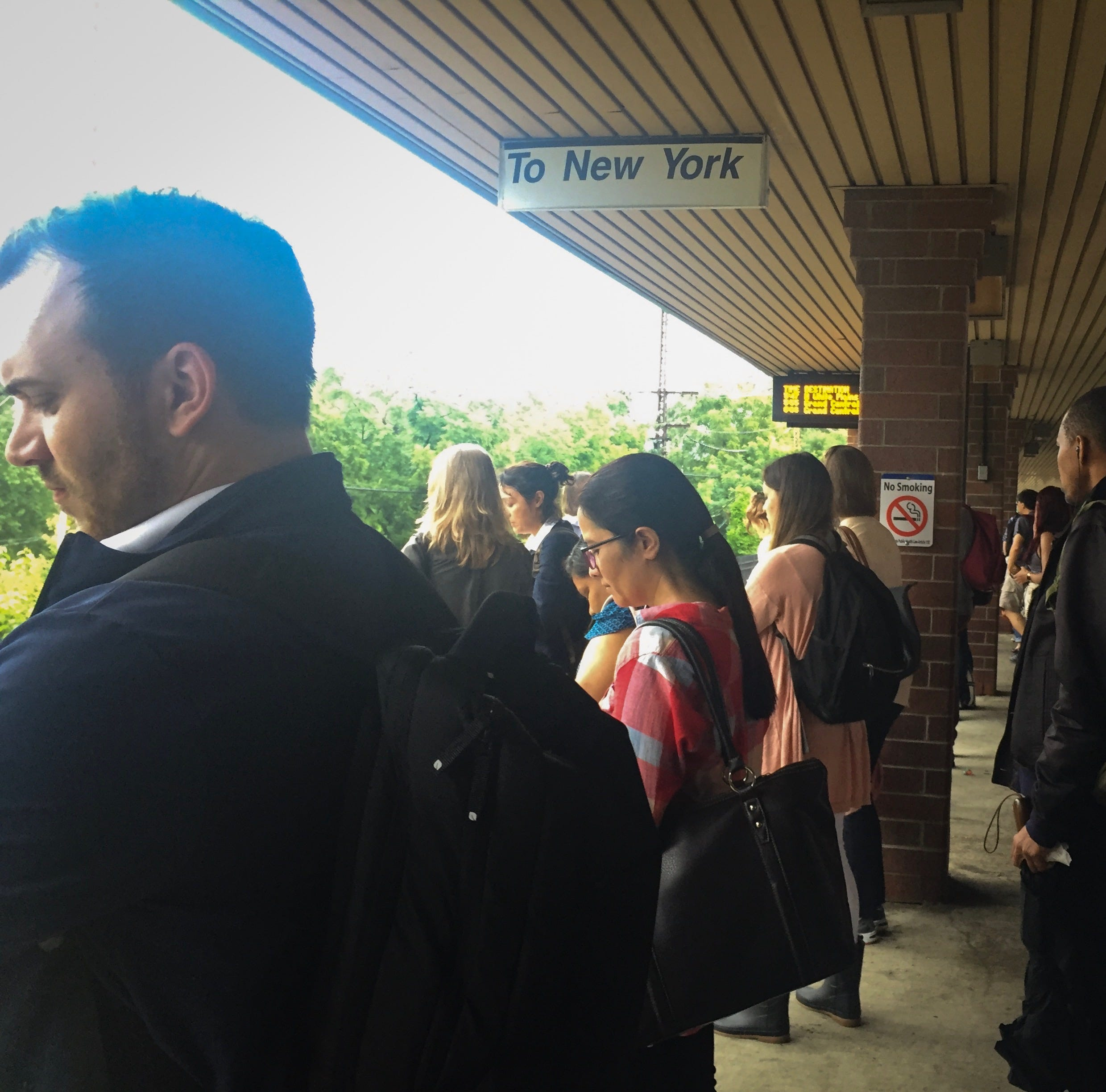 Inside the reverse commute: Talent flocking to Westchester, leaving after work