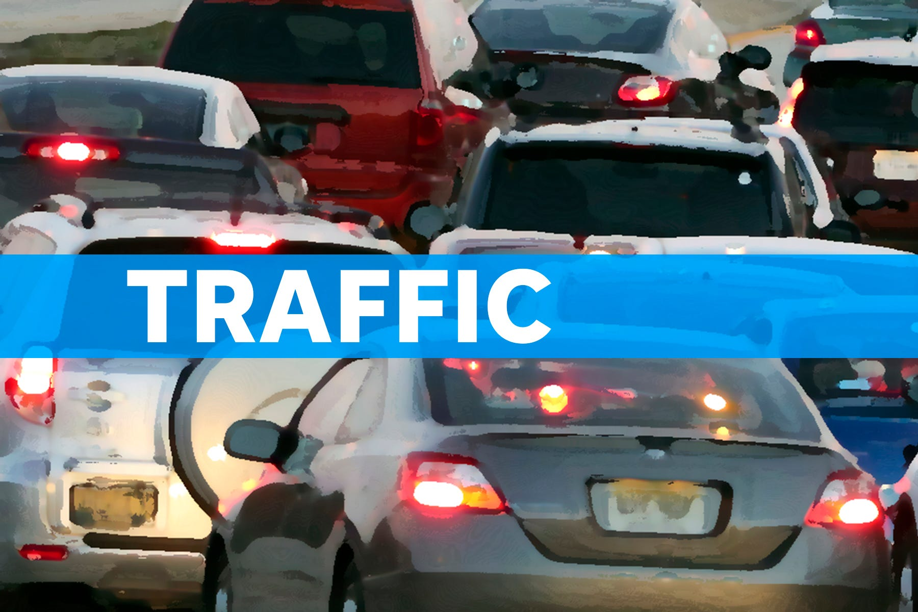 All lanes open after crash stalled traffic on I-95, near U.S. 202