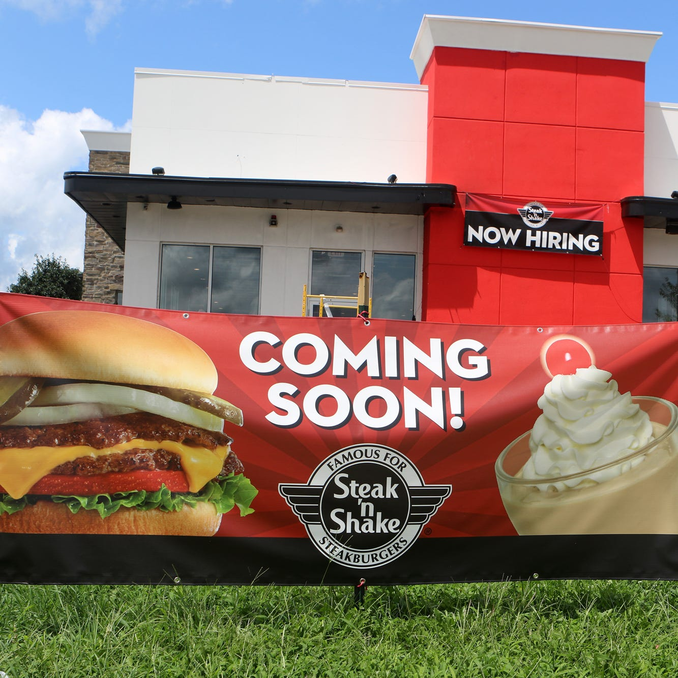 Middletown Steak 'n Shake could be first of several in Delaware