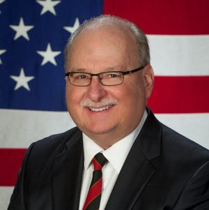 Scott Phillips is a Democrat running for New Castle County Sheriff.