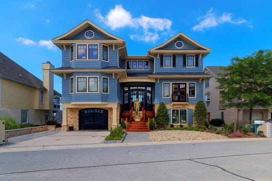 The 5,582-foot home at 126 Breakwater Reach in Cape Shores features four bedrooms, four baths and one half-bath, and recently sold for $4 million.