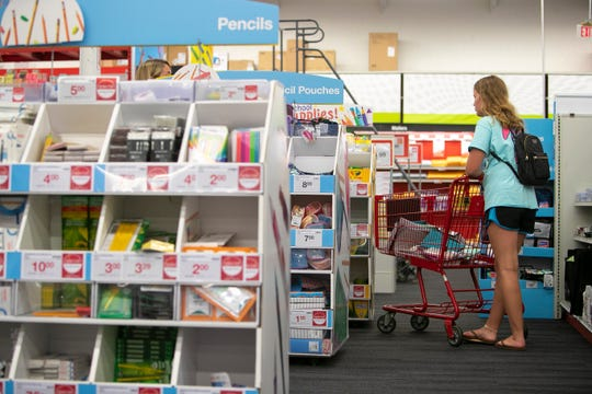 Every year, teachers pay out-of-pocket to cover classroom supplies. A recently shared video highlights the items teachers pay for to raise awareness for Woodbridge School District's upcoming referendum.