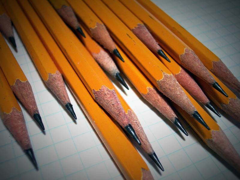 Ventura shoplifting turns into attempted stabbing – with pencils