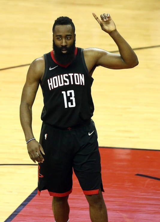 Usp Nba Playoffs Golden State Warriors At Houston S Bkn Hou Gsw Usa Tx