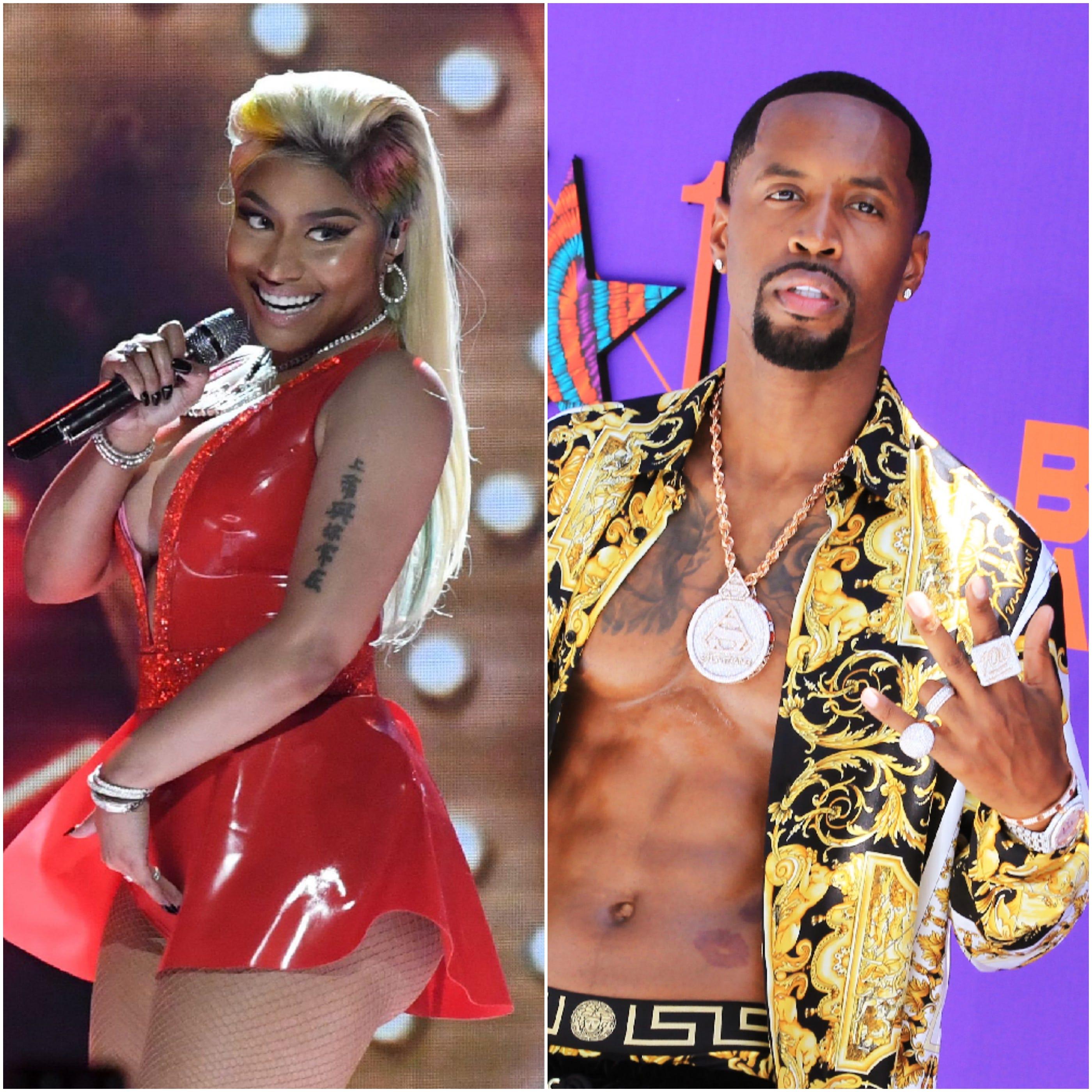 Nicki Minaj Sex Videos With Fef