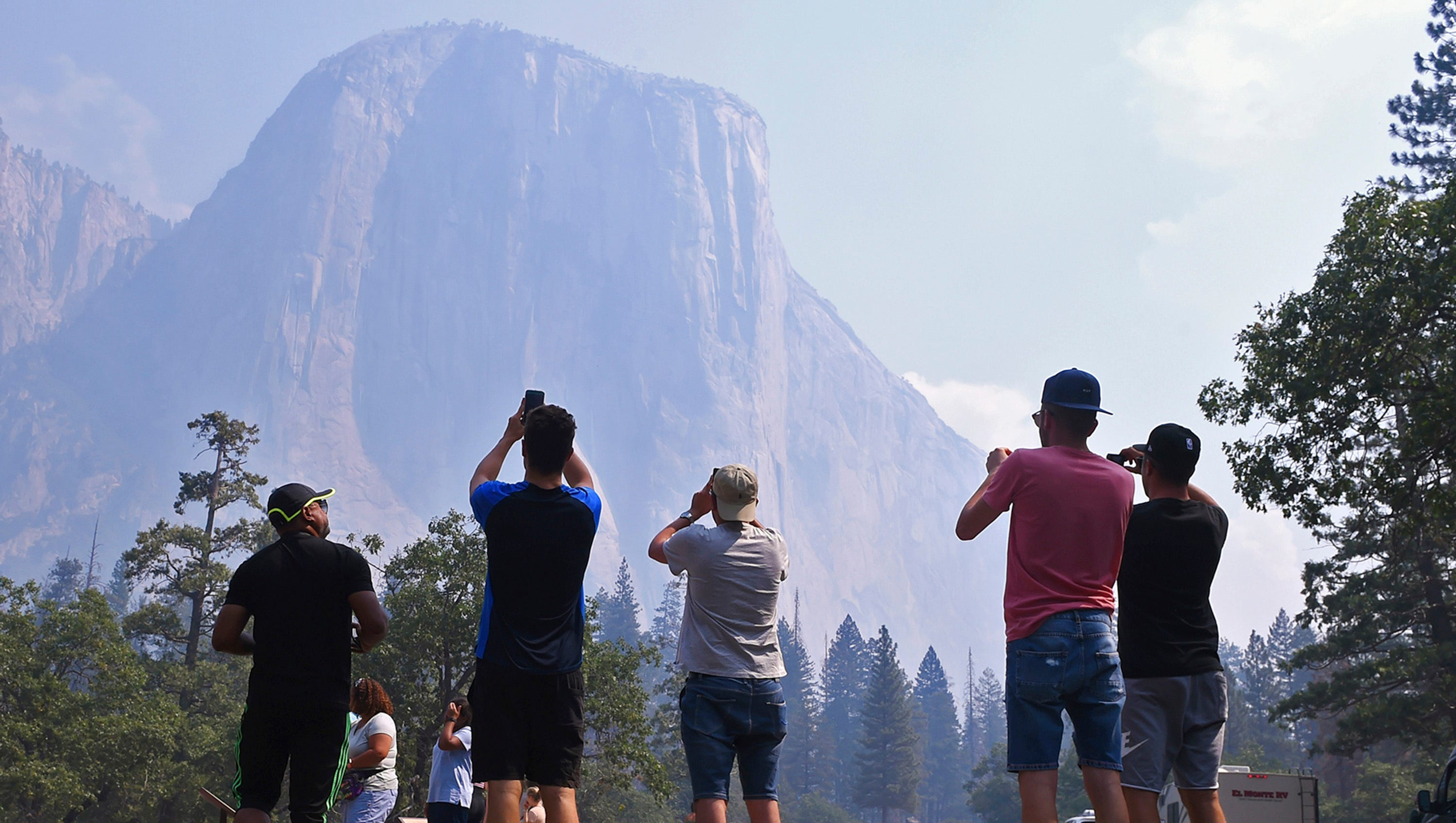 Yosemite Valley's open for business, but will the tourists flock back?