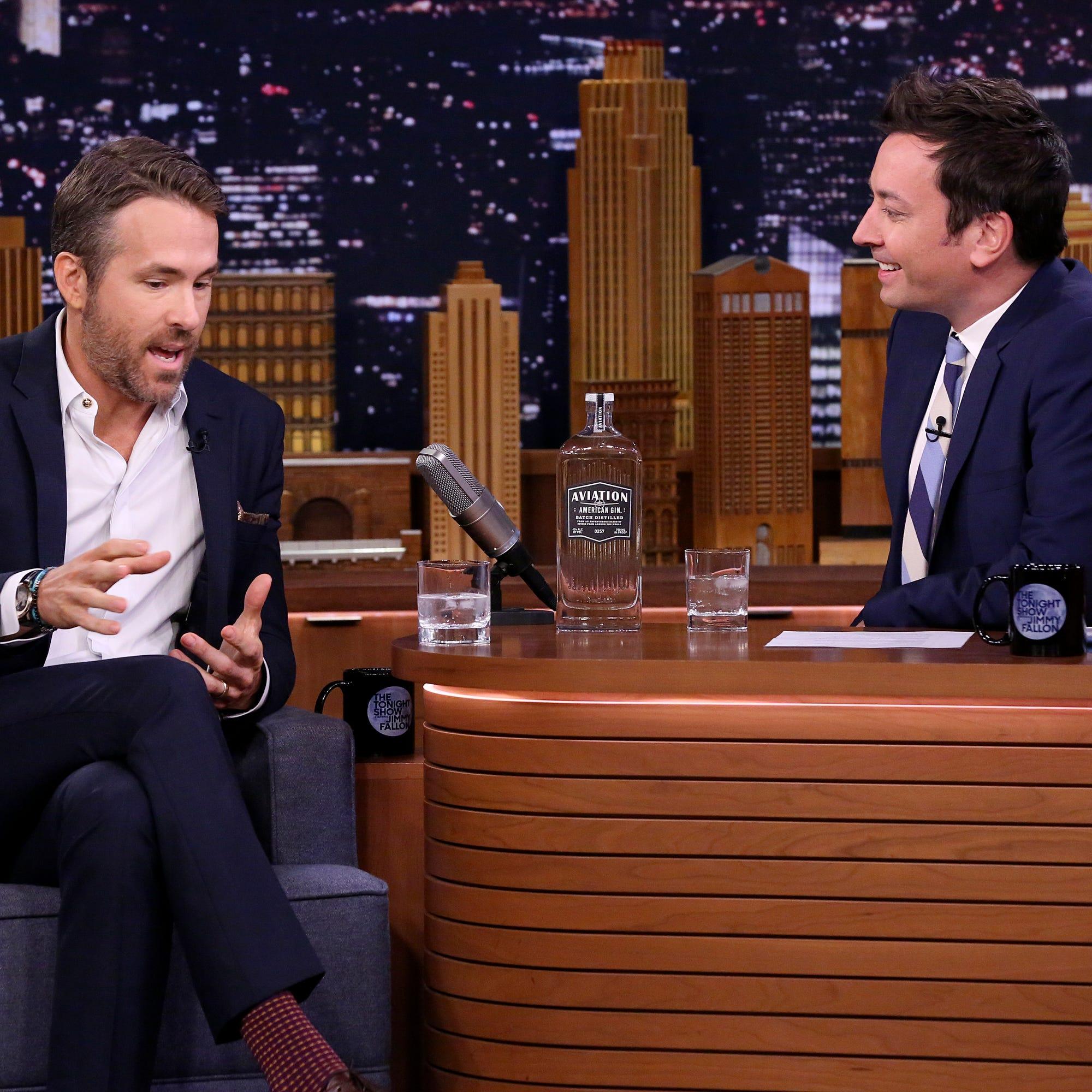 Cheers, Ryan Reynolds and Jimmy Fallon.