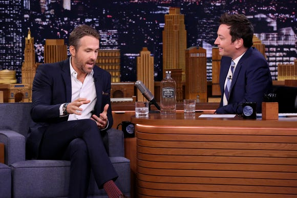 Cheers, Ryan Reynolds and Jimmy Fallon.