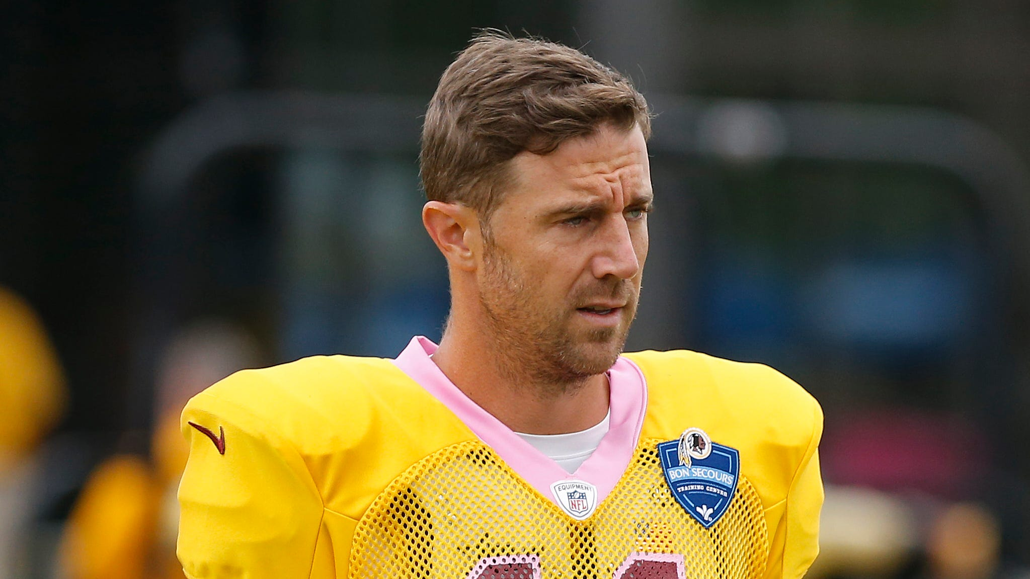 Alex Smith has been selected to the Pro Bowl in three of his last five seasons.