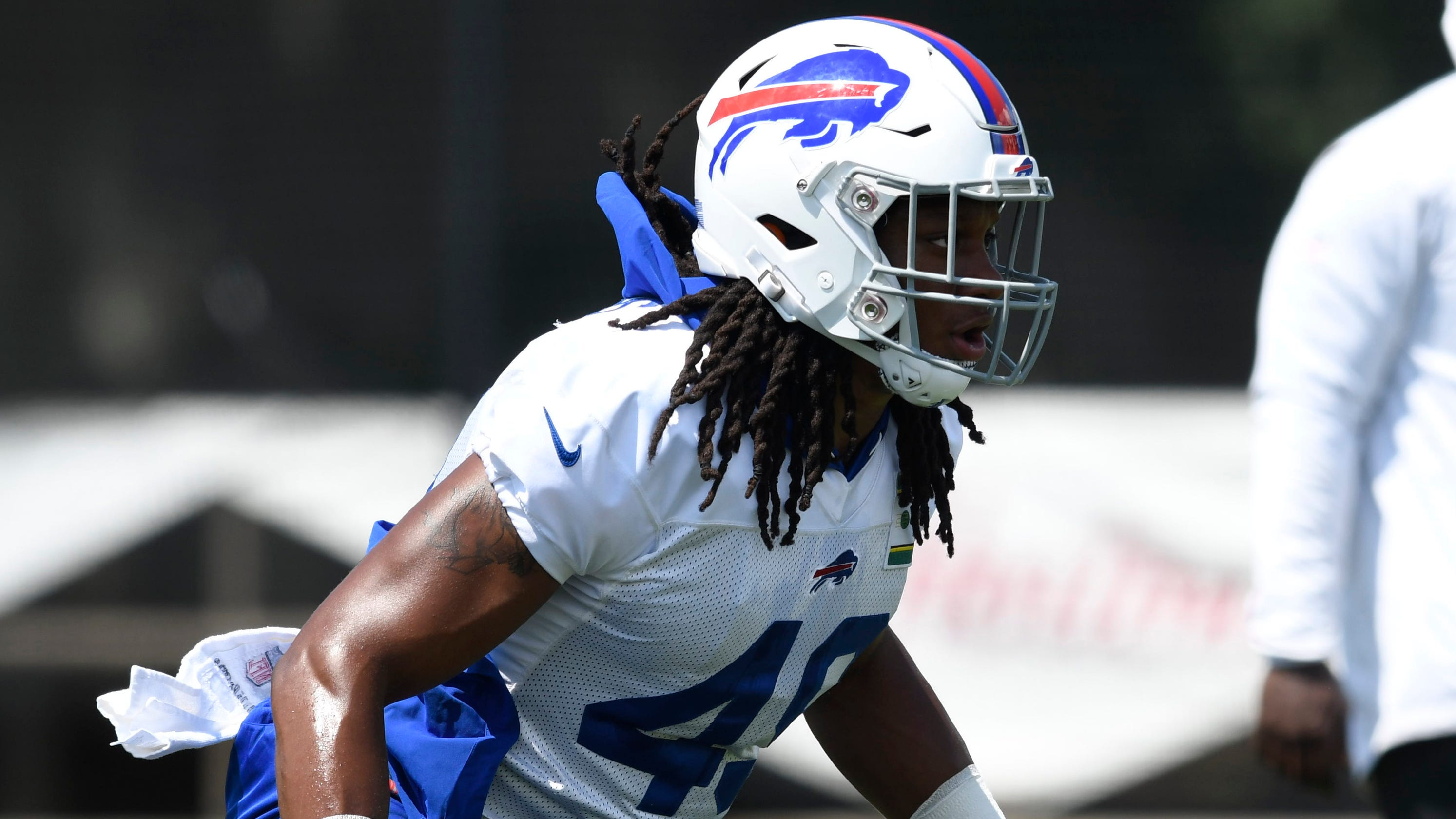 Bills counting on 20-year-old LB Tremaine Edmunds to mature quickly 0089c5d00