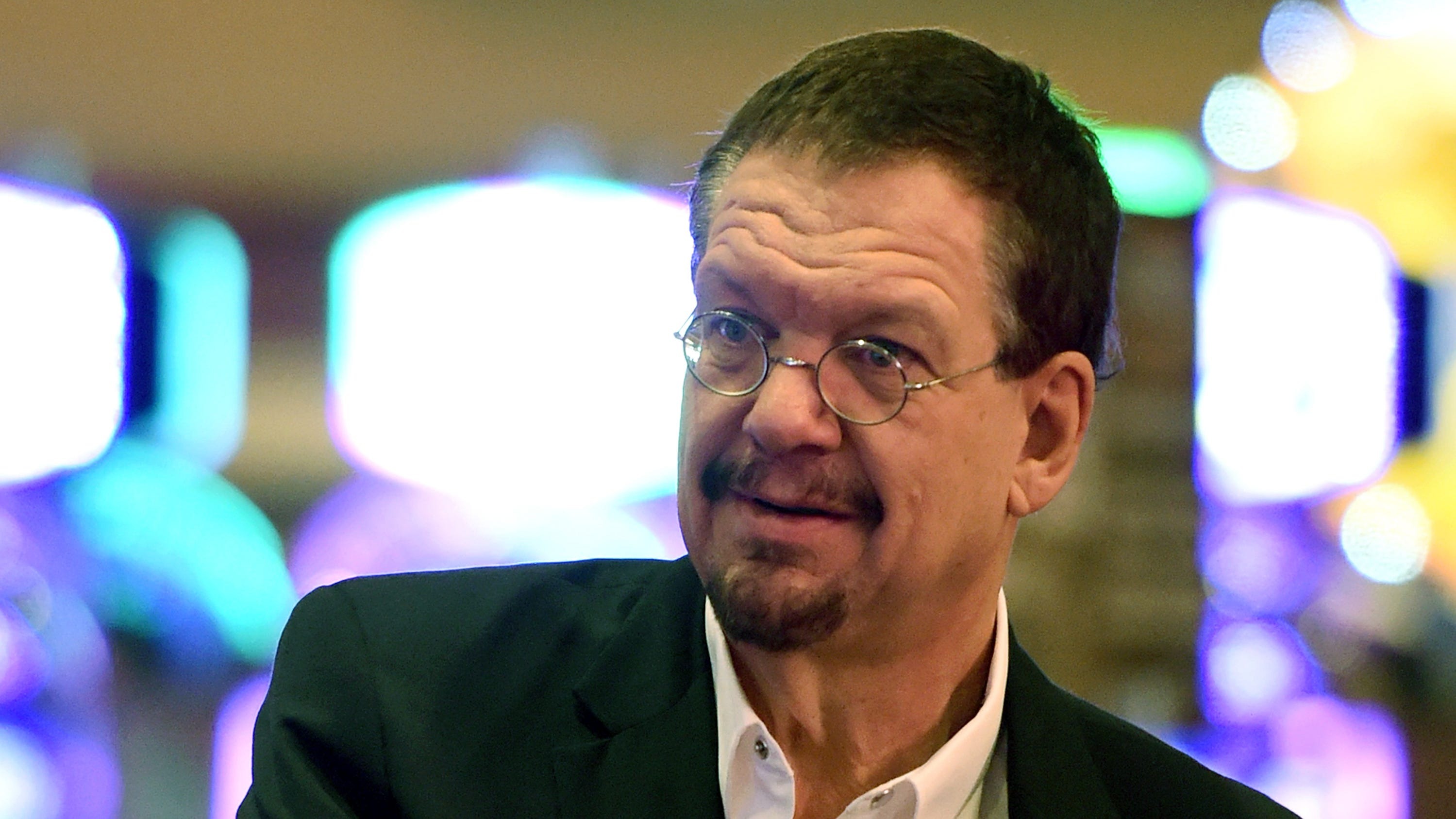 Penn Jillette says he knows Trump tapes exist, because 'I was in the room'
