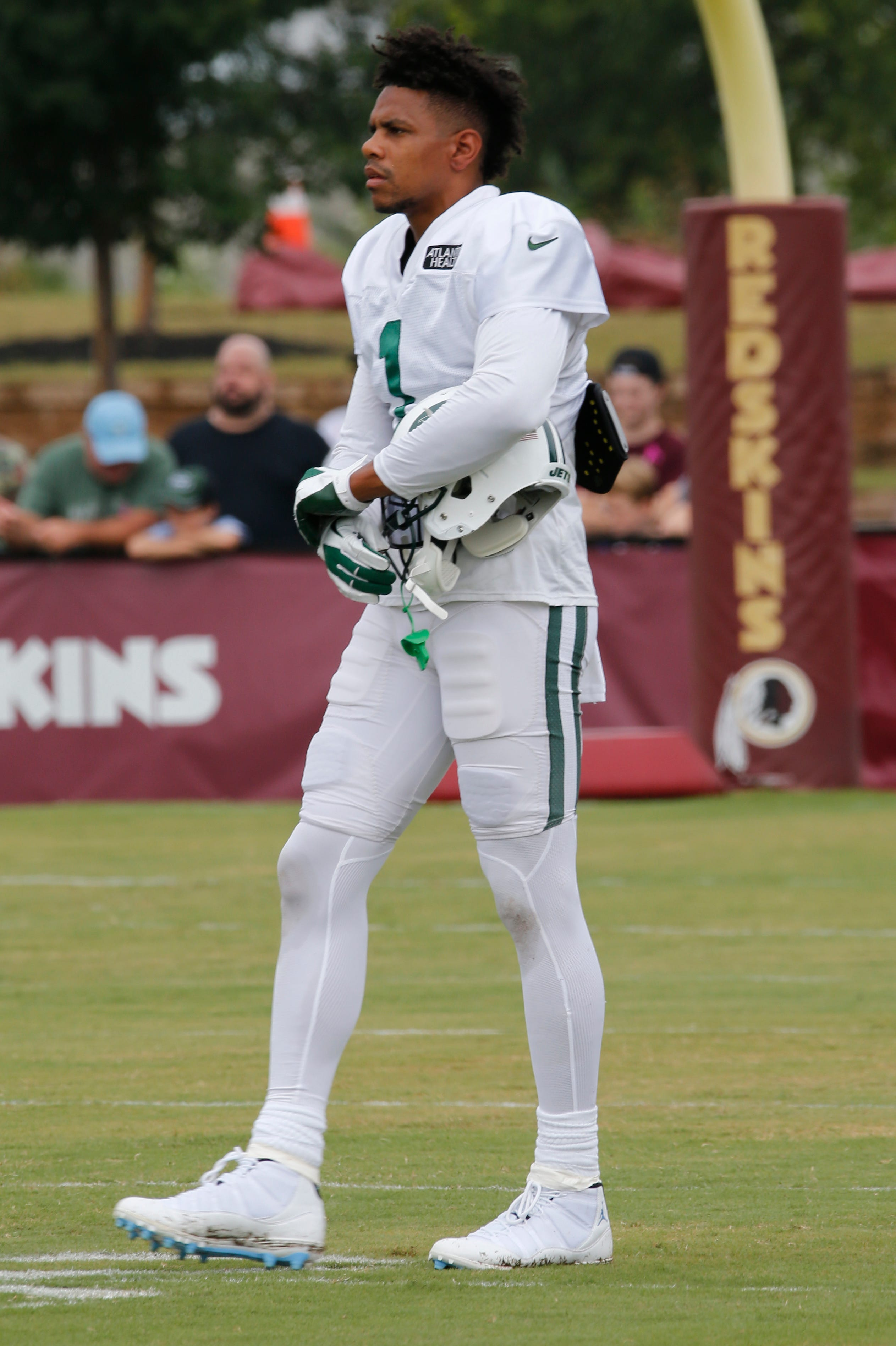 a1a232025d6 Terrelle Pryor needs to 'keep his mouth shut,' Jets' Todd Bowles says