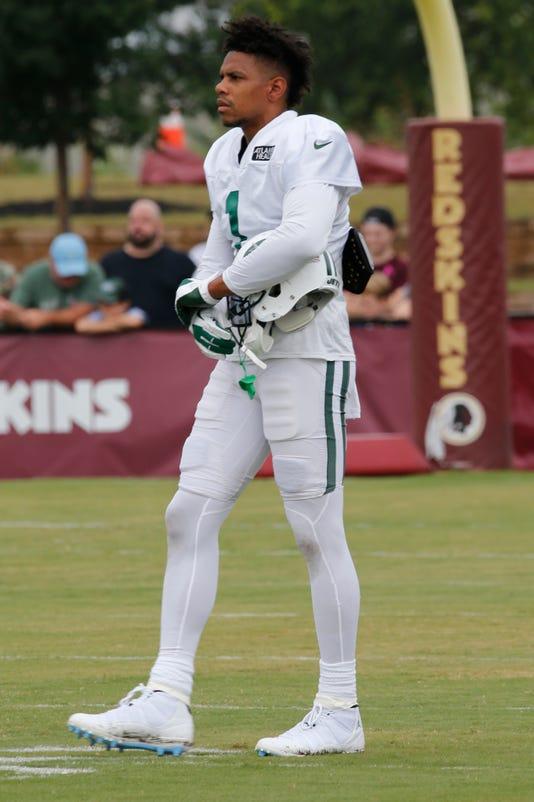 Ap Jets Redskins Football S Fbn Usa Va