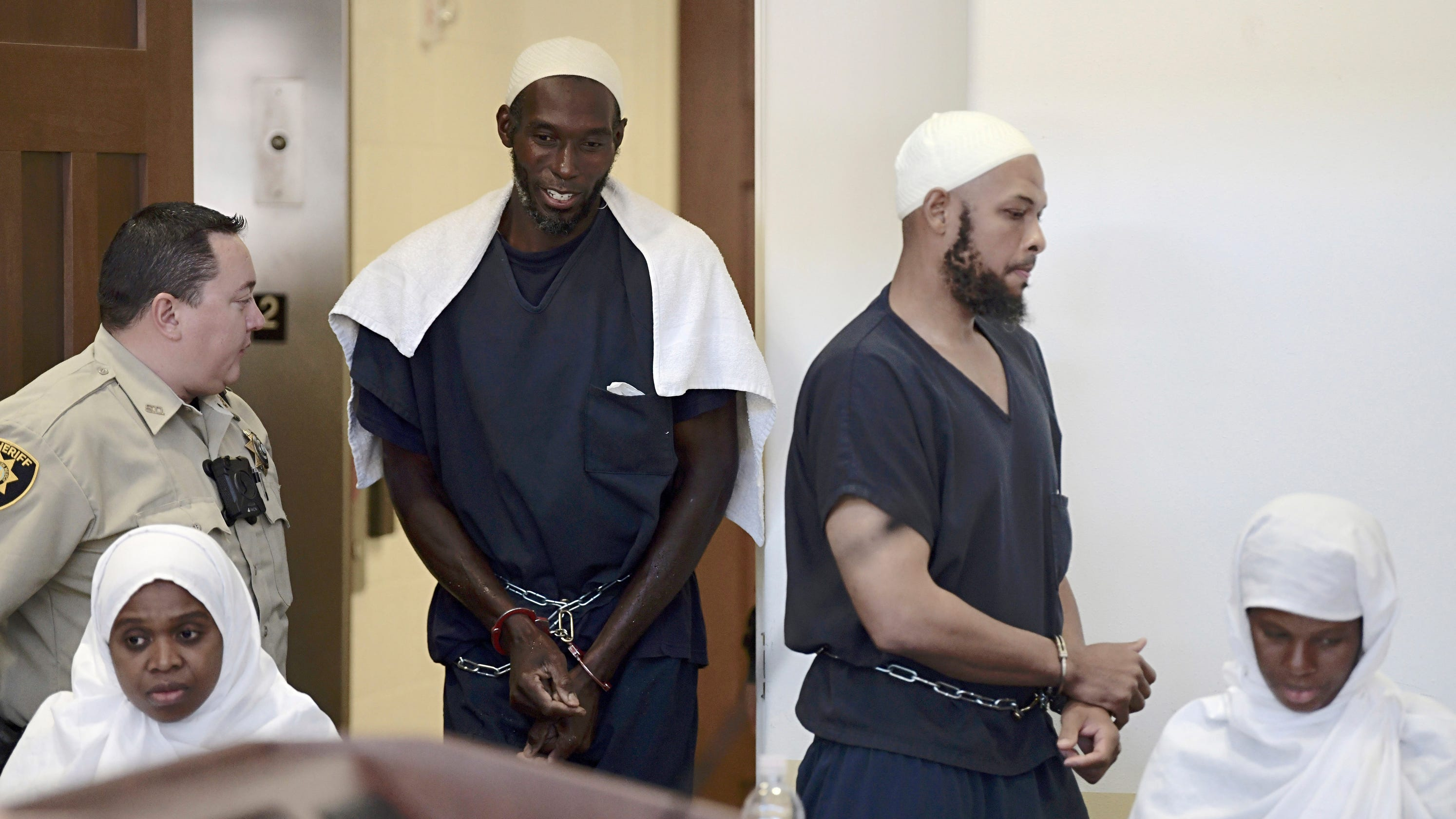 New Mexico compound: FBI agent says Muslim family was