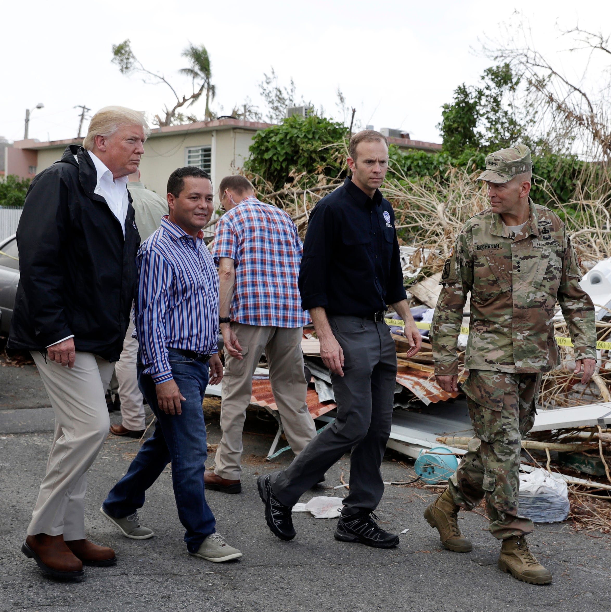 FEMA took a hard look at its role in Puerto Rico and found a lot wrong