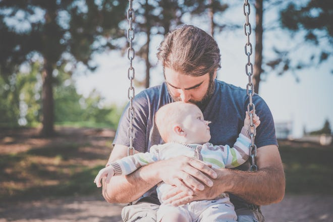 A man's first Father's Day happens only once. Looking for ways to make it special? We've got 8 ideas.