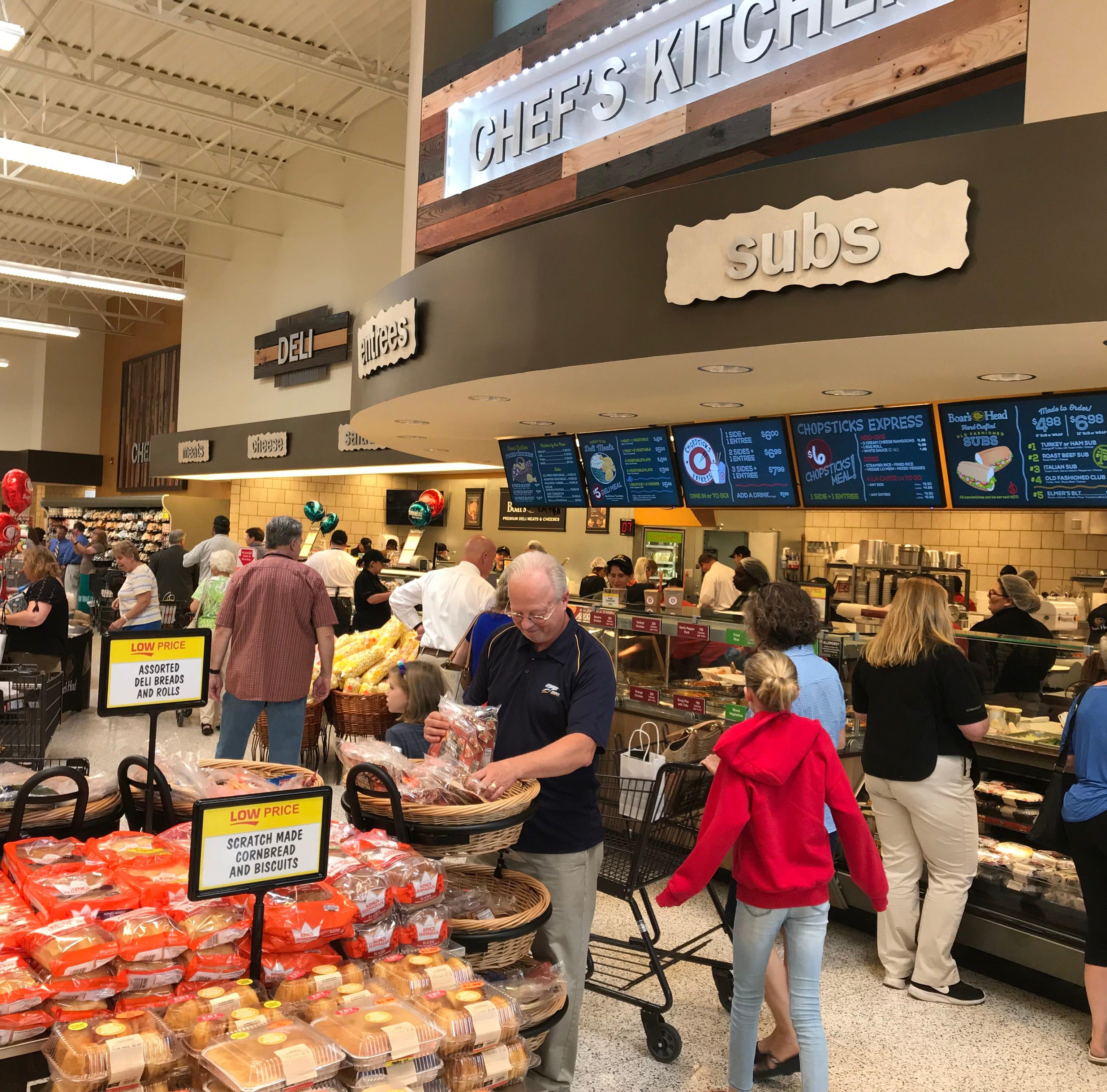 Big crowd greets Ingles' largest Upstate market
